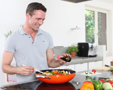 Cocinar con el wok kikkoman espa a - Cocinar con wok en vitroceramica ...